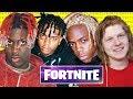 Lagu FORTNITE RAP SONG   Fortnite   Murda Beatz ft Yung Bans Ski Mask the Slump God  Lil Yachty REACTION Mp3