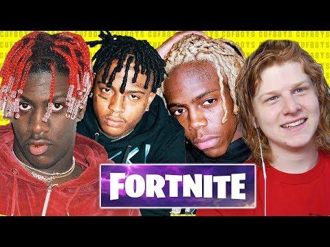 FORTNITE RAP SONG.. Fortnite - Murda Beatz ft.Yung Bans,Ski Mask the Slump God, Lil Yachty REACTION!