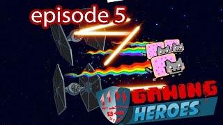 Gaming Heroes 1x05 - Vers l
