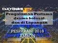 Pesparani 2018 Pertama yang bikin CakYon Deg-Degan..