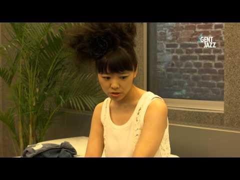 Hiromi Uehara - Gent Jazz - Interview