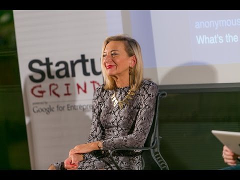Fireside Chat with CEO of UK Business Angels Association, Jenny Tooth at Startup Grind London