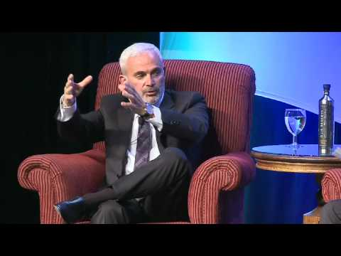 Entrepreneurialism In The New Media Age with Frank Giustra at the Banff World Media Festival