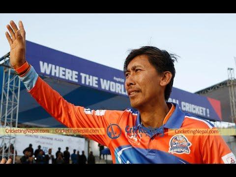 Shakti Gauchan after his retirement