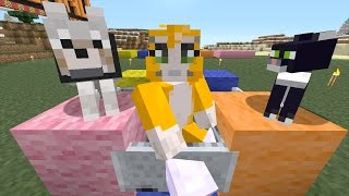 Minecraft Xbox - Musical Chairs [383]