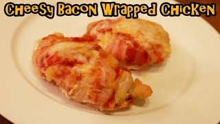 Pinsday: Cheesy Bacon Wrapped Chicken Recipe (re-pin Worthy)