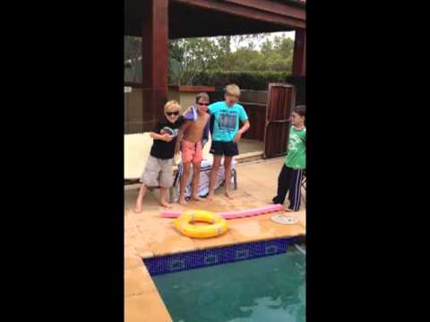 National Sunnies Day 2012 - Harry Scott from Churchie.mov