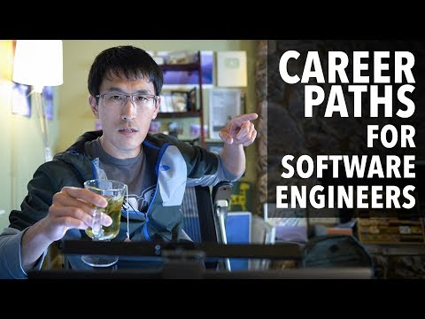 Career Paths for Software Engineers and how to navigate it.