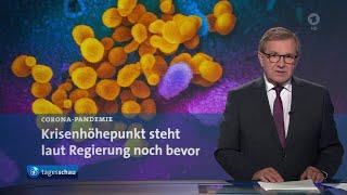 Themen der sendung: 00:23 coronavirus in deutschland: höhepunkt laut kanzleramtsminister braun noch nicht erreicht,03:53 verstärkte kontrollen deutschlan...