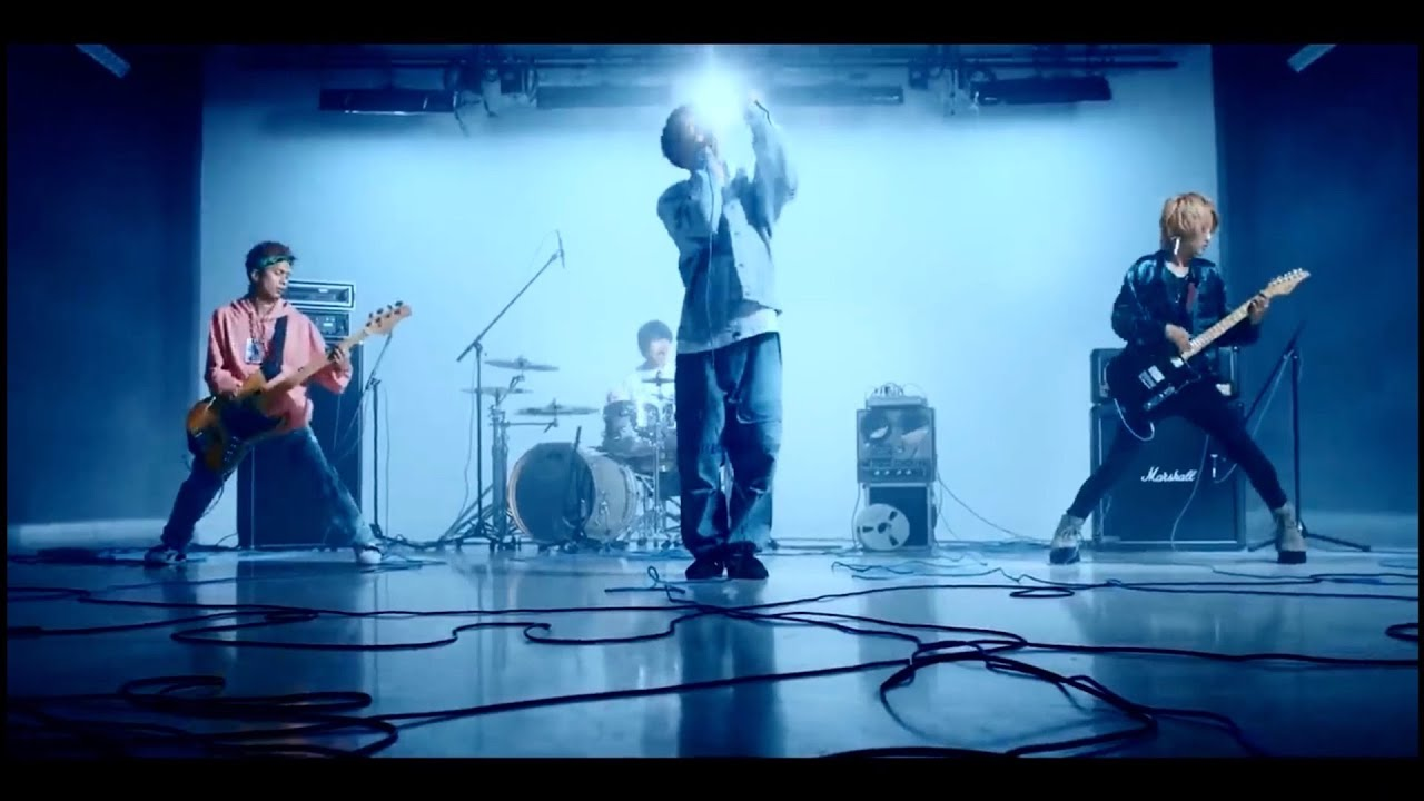 BLUE - OFFICIAL MUSIC VIDEO -
