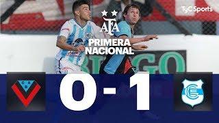 Brown (A) 0 VS. Gimnasia (J) 1 | Fecha 3 | Primera Nacional 2019/2020