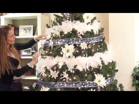 C mo poner el rbol de navidad youtube - Como poner el arbol de navidad ...