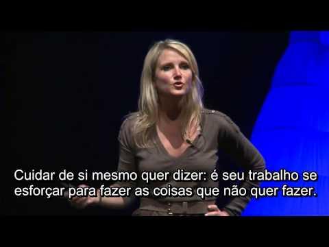 Mel Robbins - Como parar de se ferrar - TEDx