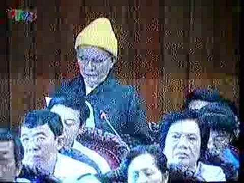 SU QUOC DOANH Thich Thanh Tu Noi Lao Boi Lo HT Quang Do