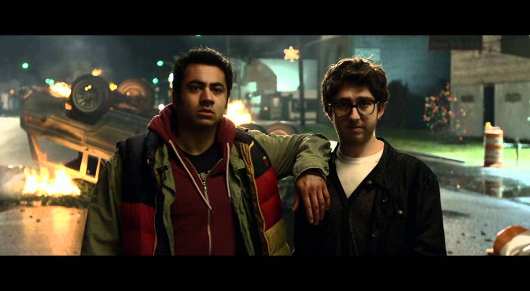 Harold And Kumar Christmas.A Very Harold And Kumar 3d Christmas Who Is This Guy Clip In Cinemas December 4