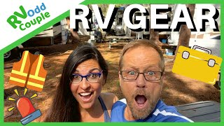 Must Have RV Gęar for Beginners | Top 10 RV Gadgets You REALLY Need