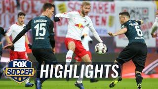 RB Leipzig vs. Werder Bremen | 2018-19 Bundesliga Highlights