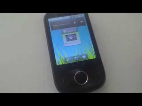 Smartphone Android Huawei Ideos U8150