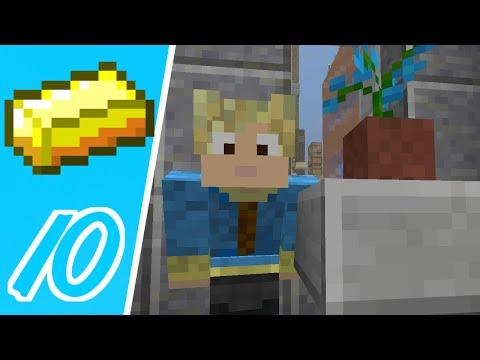 Dansk Minecraft - Pengebyen #10: EN DINOSAUR!