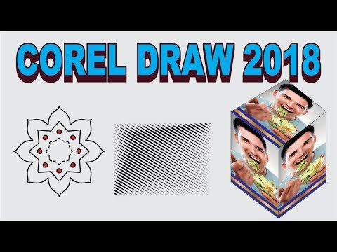 Corel Draw 2018 New Features
