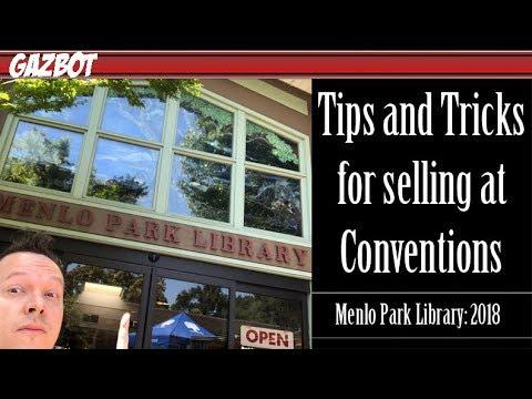 Menlo Park Library Comic Con 2018