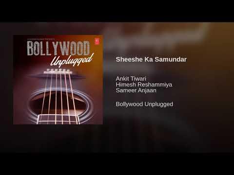 Ankit Tiwari Live Voice Sheeshe Ka Samandar From The Xpose