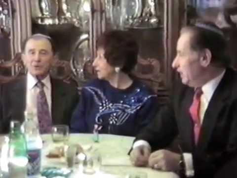 Pasternak Family, Jan 1, 1991 Part 1