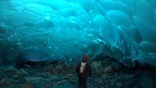 2013-11-15 Inside the Mendenhall Glacier Ice Cave