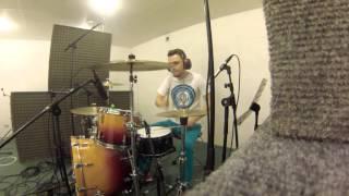 The HATTERS - СИЛЬНАЯ ЖЕНЩИНА (Барабаны Дима Вечеринин) Drumcam YouTube Videos