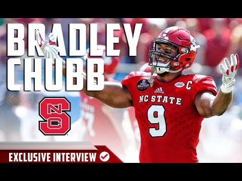 Exclusive Interview with Bradley Chubb - ???