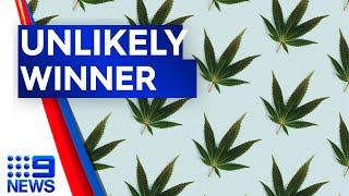 Legalise Cannabis Party smoke their way to claim two seats I 9News Perth