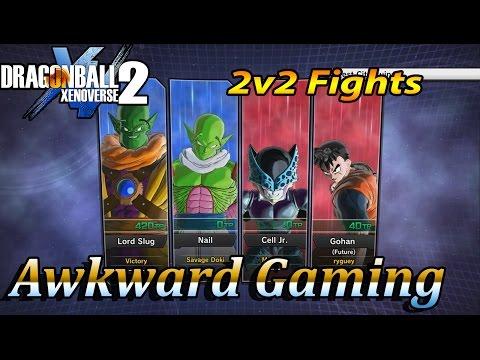 Dragonball Xenoverse 2: Clock Block (2v2 Fights)