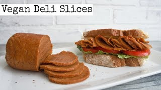 Vegan Deli Meat Slices   How to Vegan Ham