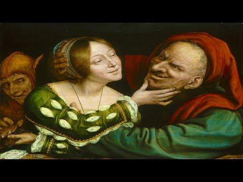 11 самых жутких произведений искусства. Загадочные картины великих художников