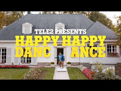 Tele2 presents - Happy Happy Dance Dance