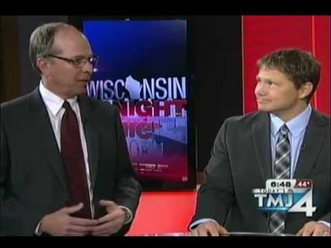 WTMJ TV Wisconsin Tonight Interview with Spring Bank