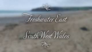 Freshwater East Pembrokeshire