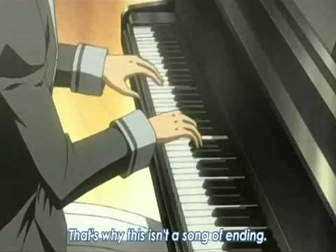 Romantic Music Anime