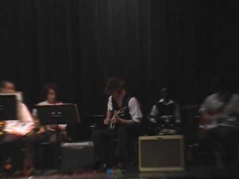 Northridge High School Jazz Band - Fall 2009 - Freddie the Freeloader