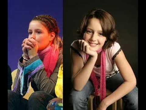 junior songfestival 2004 anouk en uit studio