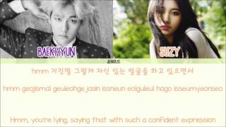 Gambar cover Baekhyun & Suzy - Dream [Eng/Rom/Han] Picture + Color Coded HD