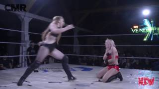 Isla Dawn vs Audrey Bride - HCW Vendetta 2017 Highlight