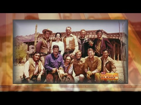 High Chaparral Reunion - Don Collier, Rudy Ramos, Henry Darrow