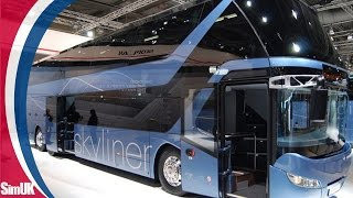 Skyliner Frankfurt Airport to Darmstadt - Fernbus Coach Simulator