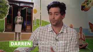 Working at Groupon- Sales