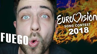 Eurovision 2018 και Fuego! | Fipster