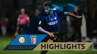 INTER 1-1 SPORTING BRAGA | 2019 VIAREGGIO CUP | PRIMAVERA HIGHLIGHTS