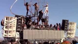 Bob Moses (live) - Robot Heart - Burning Man 2015