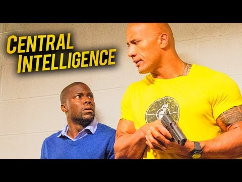 Central Intelligence Movie - REVIEW/IMPRESSIONS