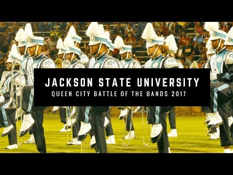 Jackson State - Halftime - Queen City BOTB 2017 [4K ULTRA HD]